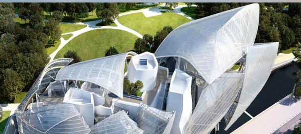 Fondation Louis Vuitton Pour la Création BLOG