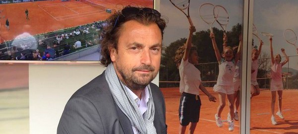 Henri Leconte PADEL - RG15 - I Barnel