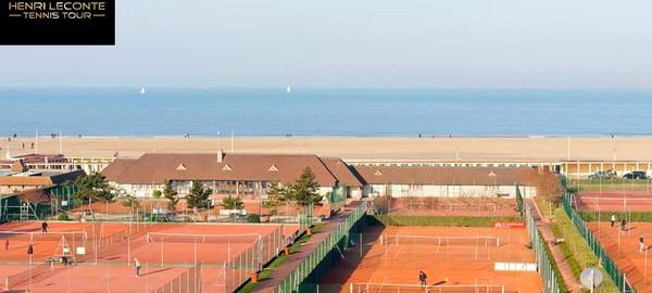 Henri Leconte Tennis Tour 2015