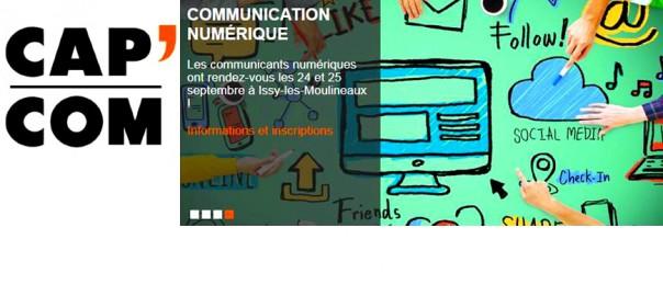 CAP COM - 7e Rencontres de la communication numérique