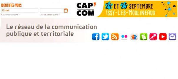 CAP COM - 7e Rencontres de la com numérique -Programme