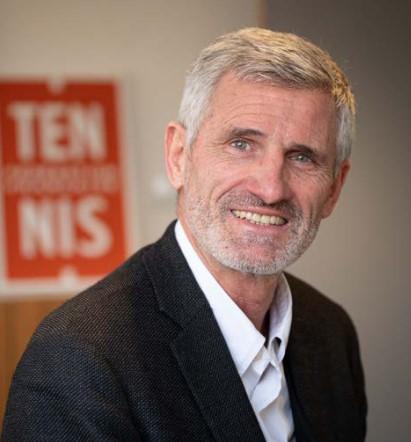Gilles Moretton, Président de la FFT