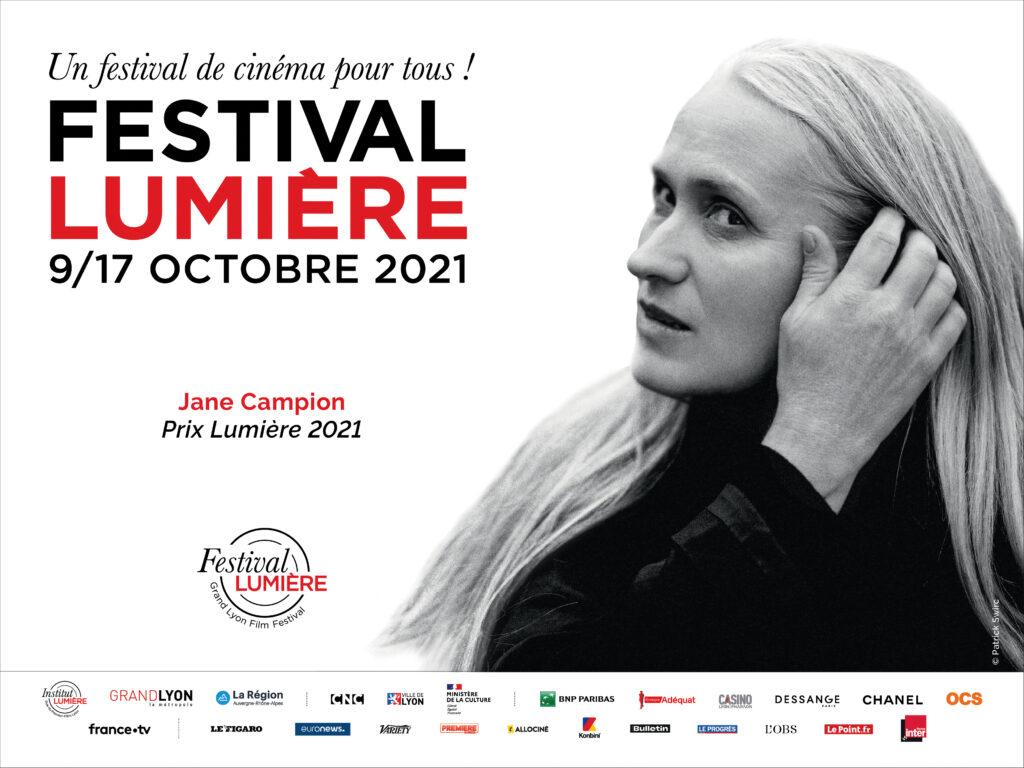 JANE CAMPION PRIX LUMIERE 2021